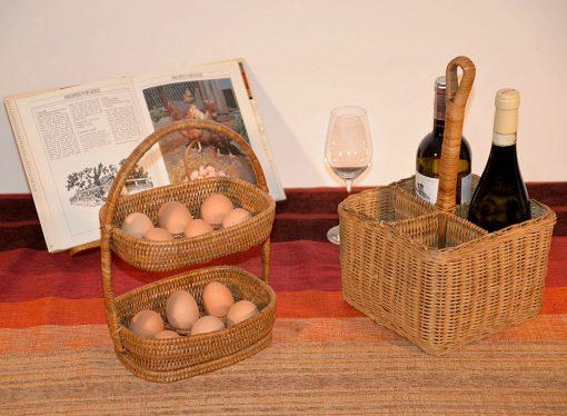 05/9043 08/9R14 Egg Basket Condiment Holder Display
