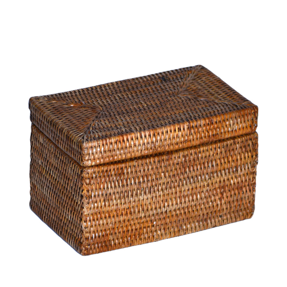 08/9002 Oblong Lidded Spa Box