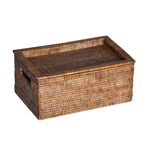 08/9032 Manicure Basket with Lidded Tray