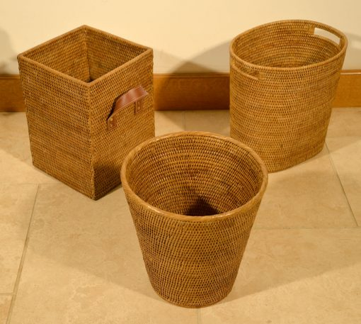 08/9LT7 9010 9035 Myanmar Wastepaper Baskets Detail