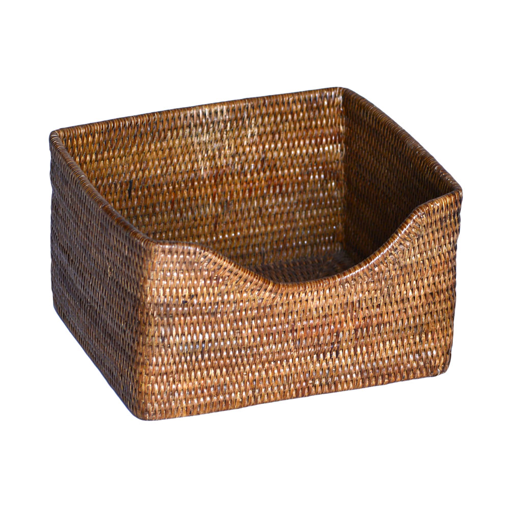 11/5974- Shaped Storage Basket
