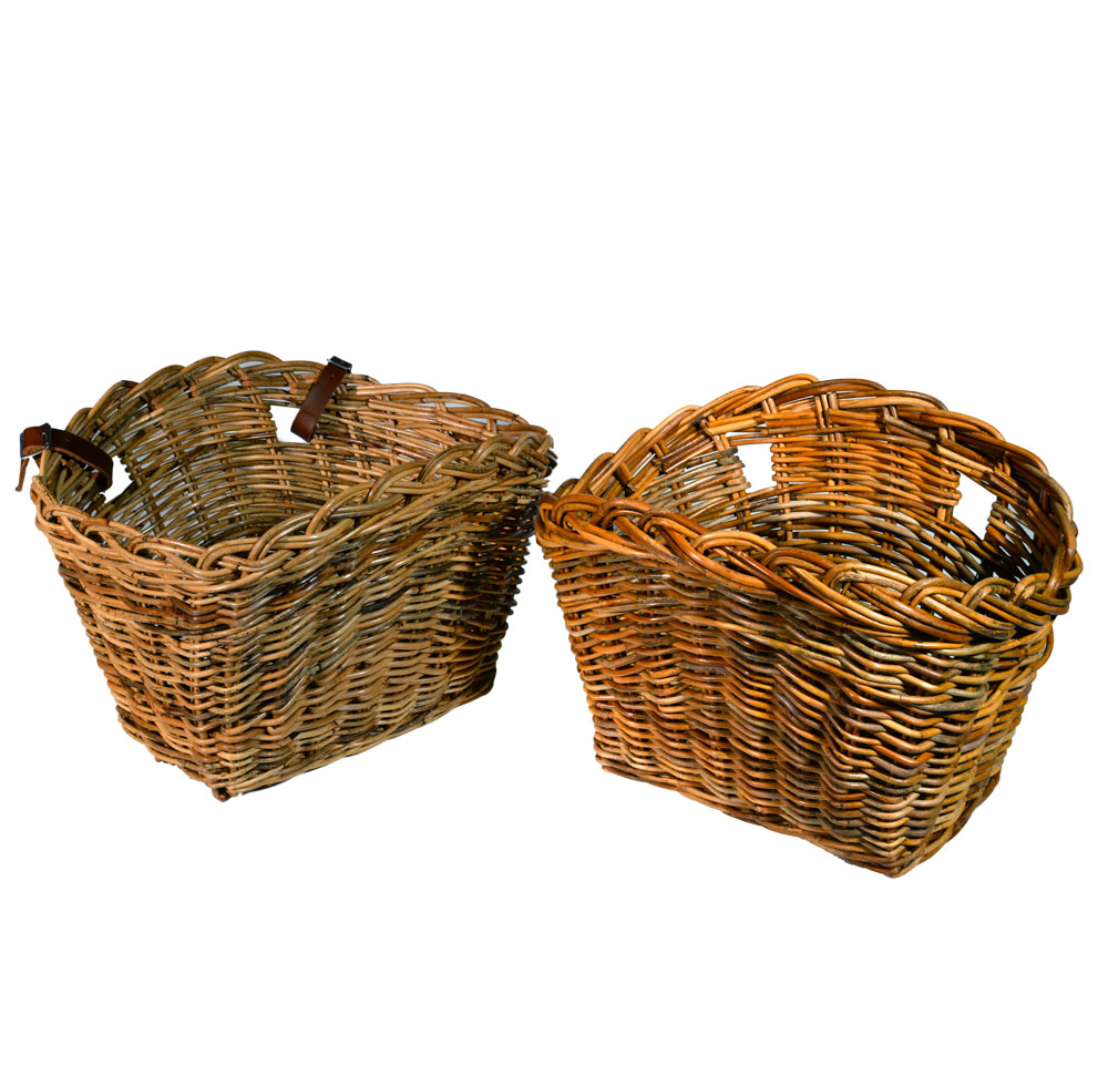 05/056S-056 Bicycle Baskets With & Without Straps