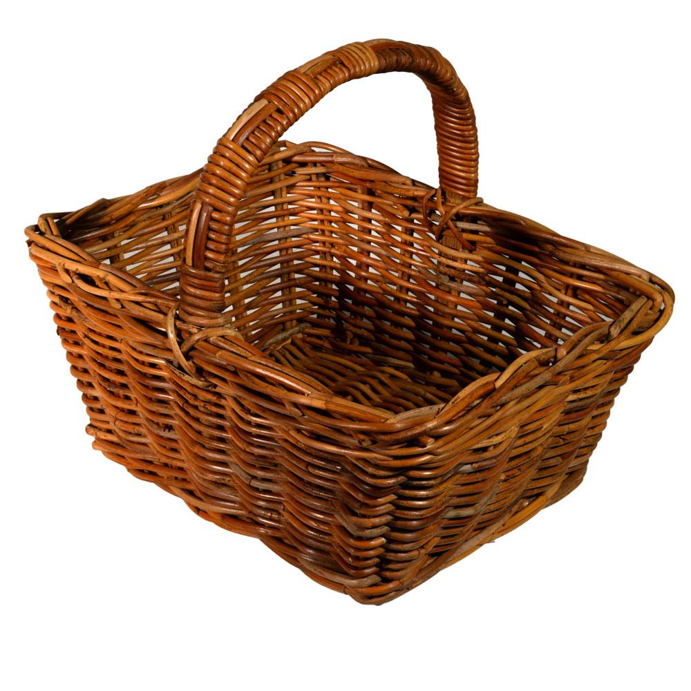05/1240 Oblong Lacak Shopping Basket