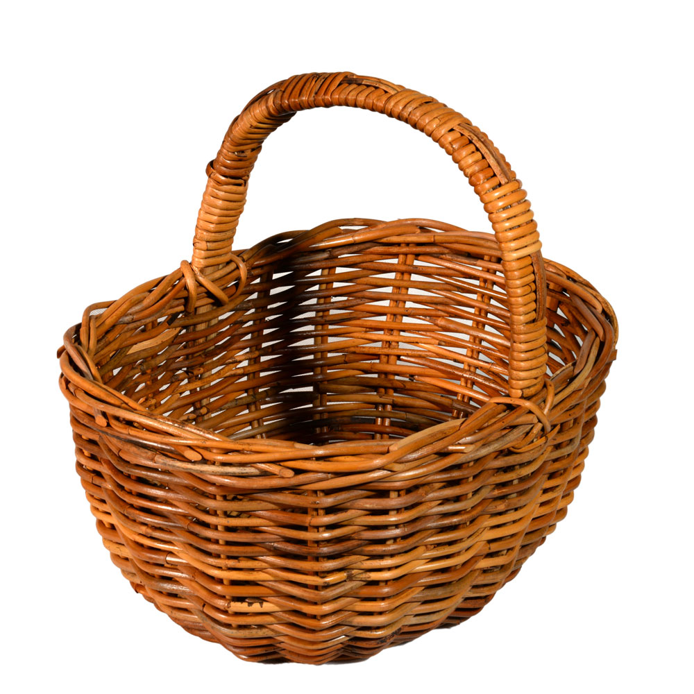 05/136 Oval Shopping Basket