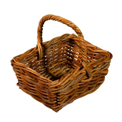 05/253 Extra Small Oblong Gift Shopping Basket