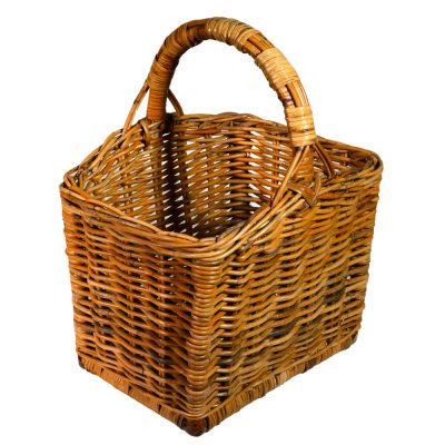 05/357 Tall Oblong Shopping Basket