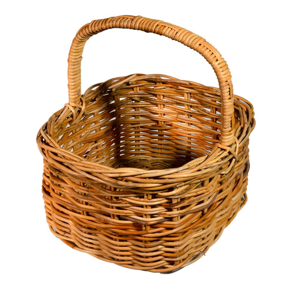 05/575 Large Oval Shopping Basket