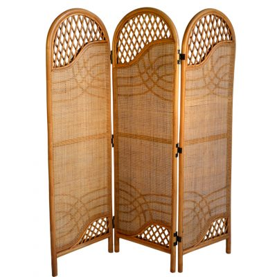 07/181 Peeled Rattan Screen