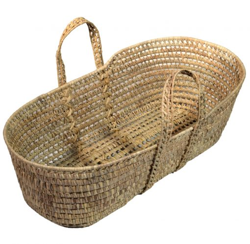 08/1100 Palm Moses Basket