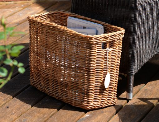 10/113 Tall Oblong Storage Basket 10/113 Tall Oblong Storage Basket Display