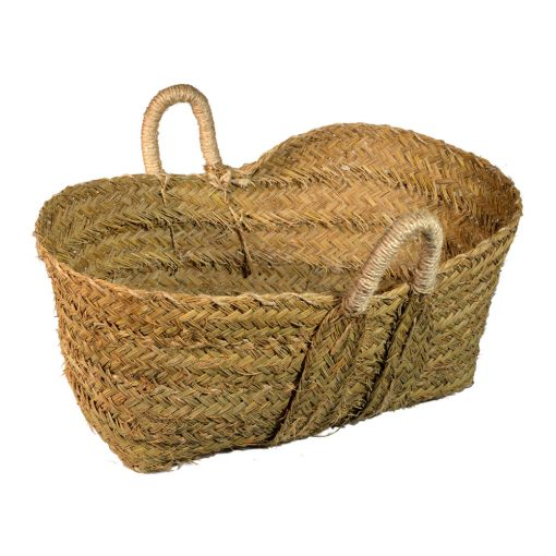 10/2065 Medium Esparto Shopper/Storage Basket