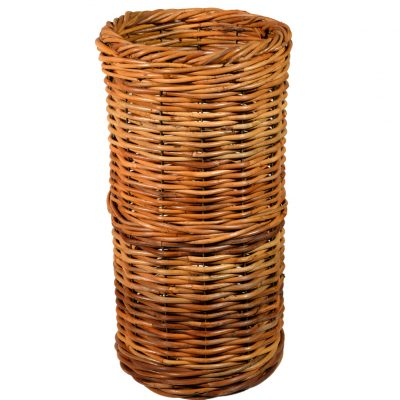 10/301 Rattan Umbrella Basket