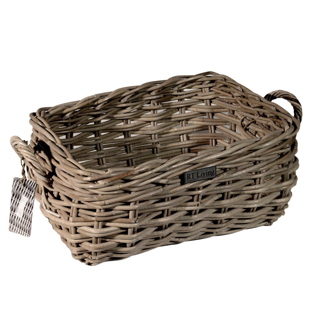 10/8025 Oblong Shaped Storage Basket