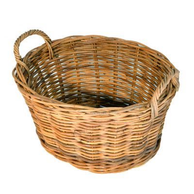 13/123 Oval Clothes Basket/Log Carrier