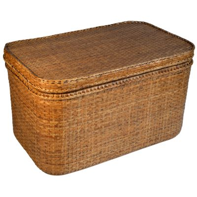 13/9015 Storage Chest with Towel Shelf