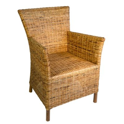 16/004 Zanna Rattan Peel Chair