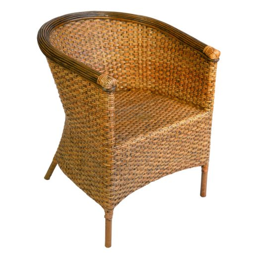 16/295 Rattan Peel Chair