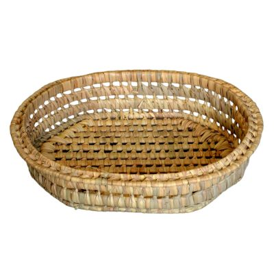 03/CR35 Round Palm Tray 35cm