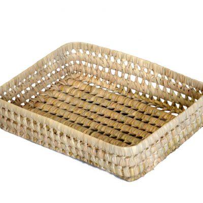 03/KR24156 Oblong Palm Tray 32cm