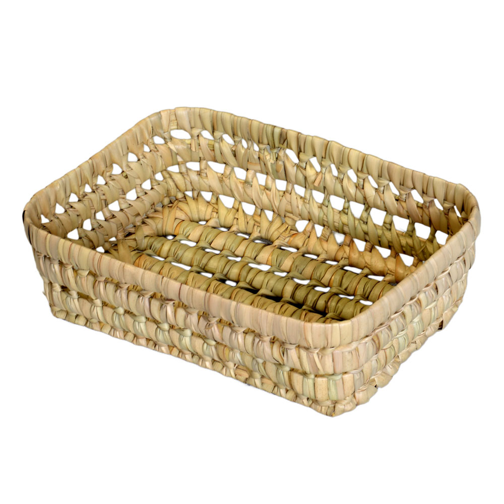 03/KR9 Oblong Palm Storage Basket 24cm
