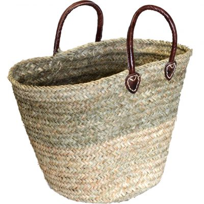 05/6275R Rigid Seagrass Basket