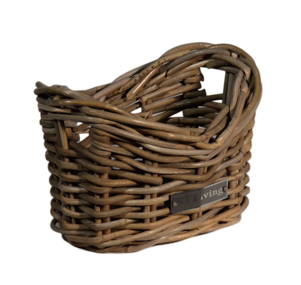 03/7024 Small Scoop Top Basket