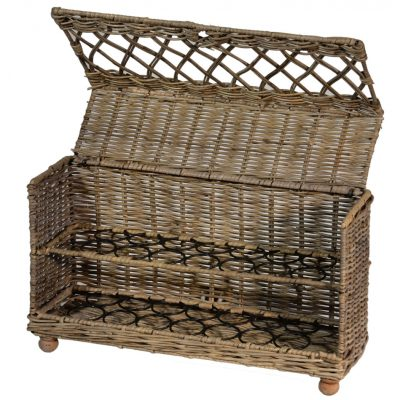 10/8020 Grey Srimit 24 Egg Basket