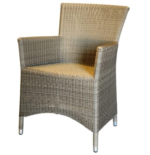 16/7050 Sardinia White Coral All Weather Chair