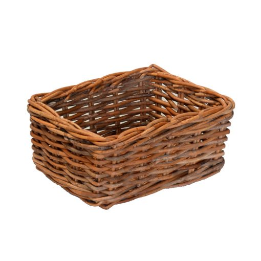 11/1782 Small Oblong Lacak Storage Basket