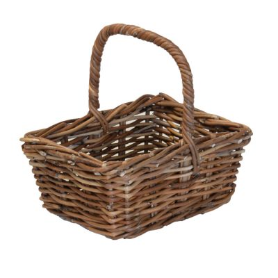 05/253G Extra Small Grey Shopping Basket