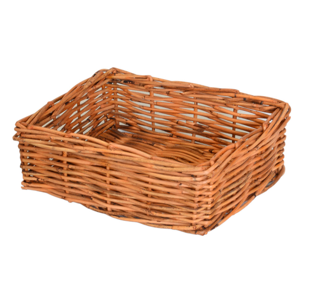 03/163 Small Oblong Gift Basket