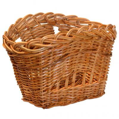 05/057 Rattan Bicycle Basket