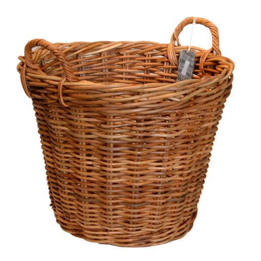10/407 Round Log Basket