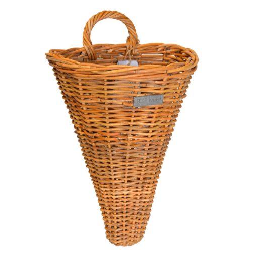 02/61297 Wall Hanging Floral Basket