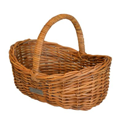 05/6161081 Oval Scooped Shopping Basket