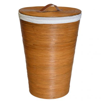 13/5004 Round Rattancore Laundry Basket