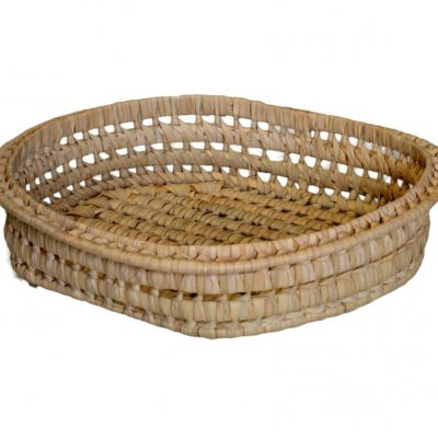 03/CR28 Round Palm Tray