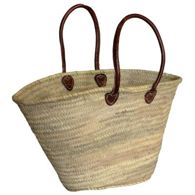 05/4640R9T Palm Shopper with Half Length Shoulder Handles
