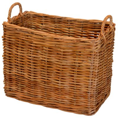 11/557 Narrow Oblong Storage Basket
