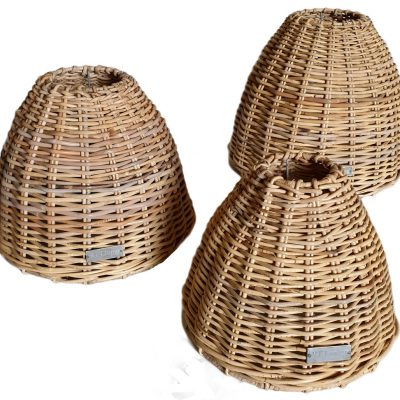 04-61096 Small-Medium-And-Large-Cone-Shaped Pendant Lamp Shades