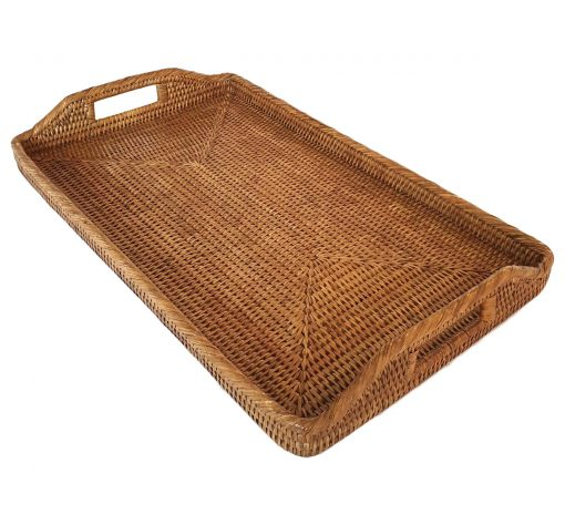 03-9001 Large Oblong Morning Tray