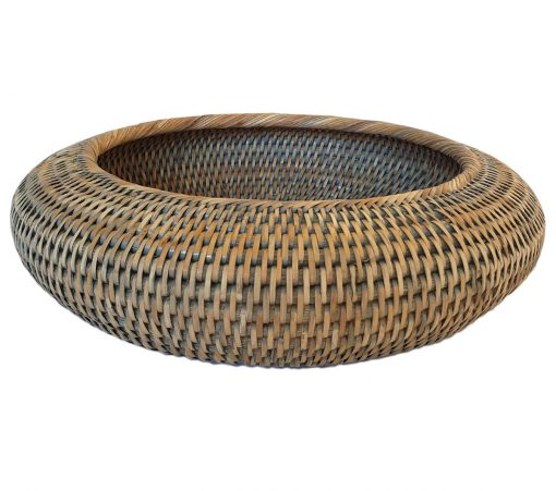 11-9035G Medium Grey Round Shaped Bowl